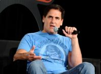 Miliardár Mark Cuban