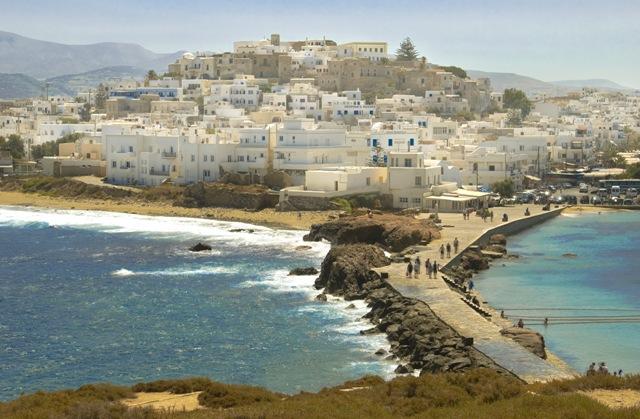 Ostrov Naxos - Grécko (wikimedia)