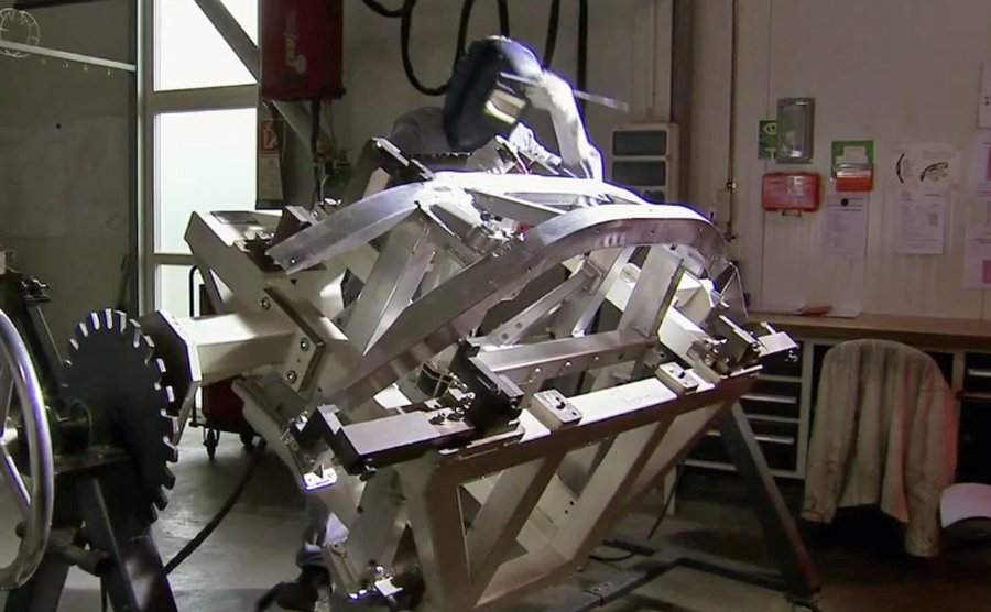 the-front-of-the-car-is-made-of-aerospace-grade-stainless-steel