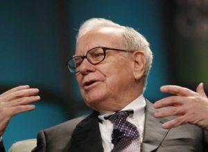 Miliardár W. Buffett