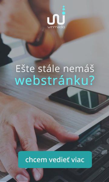 tvorba webstranok