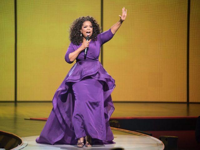 Miliardárka Oprah Winfrey