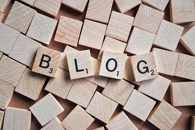 vytvorenie blogu