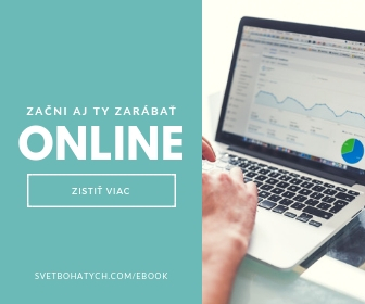ako zarábať online