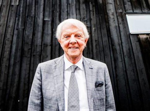 Miliardár Bertil Hult