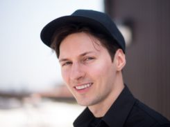 Pavel Durov (Mashable)