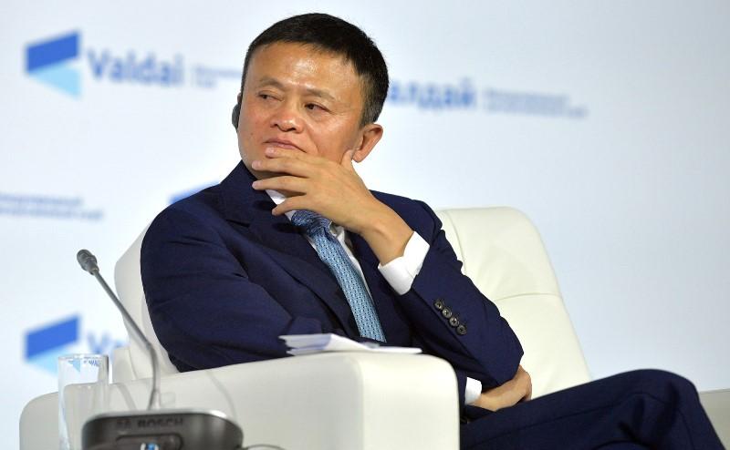 Miliardár Jack Ma